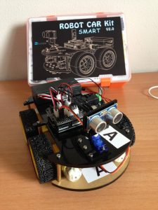 Robot Car Kit Smart v2.0