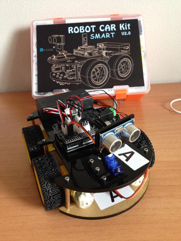 Car Kit Smart v2.0