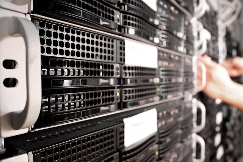 Escoger servidor web