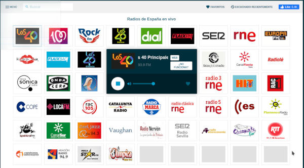 Radios gratis online