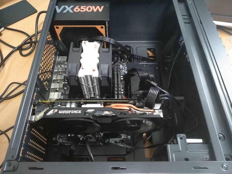Montar un PC a partir de combo chino X99