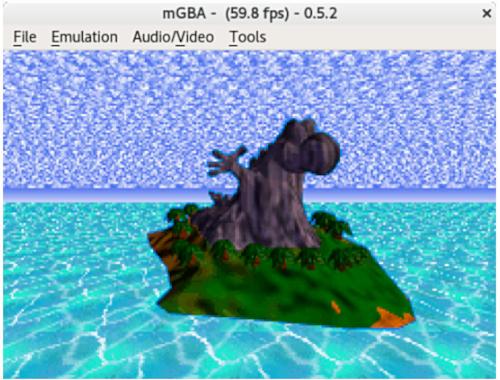 Emulador Linux mGBA